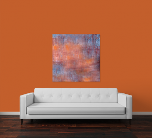 the-orange-fog living room
